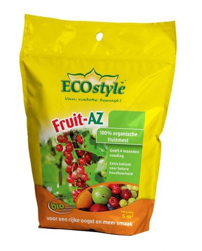 Ecostyle AZ Fruit 750 gram