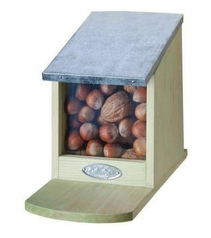 Eekhoorn voederhuis van Esschert Design