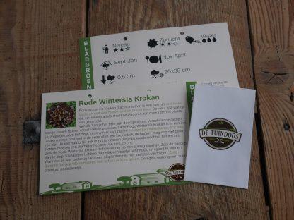 Rode Wintersla Krokan Infofiche