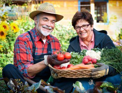 De Tuindoos expeditie: 2 personen genieten van tuinieren
