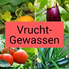 Icoontje vruchtgewassen, pompoen, aubergine, tomaten, courgette